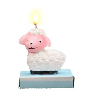 niyin204 Cute Cartoon Animal Birthday Candle Colorful Smokeless Cake Candles Great Decoration custody 31DJ5Rh05OL