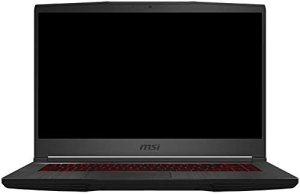CUK GF65 Thin by MSI 15 Inch Gaming Notebook (Intel Core i7, 64GB RAM, 2TB NVMe SSD, NVIDIA GeForce RTX 2060 6GB, 15.6″ FHD 144Hz IPS-Level, Windows 10 Home) Gamer Laptop Computer