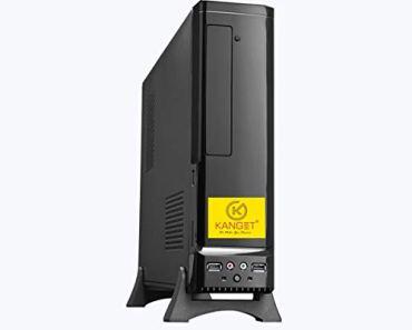 Kanget Slim Style Desktop PC CPU (Intel Core i3 3rd Gen. 3220 | 3.2Ghz | 4 GB DDR3 RAM | 120 GB SSD | 500 GB HDD | Wi-Fi)