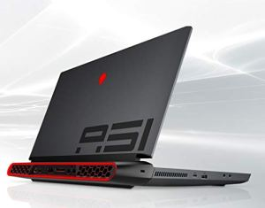 Area 51M Gaming Laptop Welcome to A New ERA with 9TH GEN Intel CORE I9-9900K NVIDIA GEFORCE RTX 2080 8GB GDDR6 17.3' FHD 144HZ AG IPS NVIDIA G-SYNC TOBII EYETRACKING (512GB RAID|32GB|10 PRO)