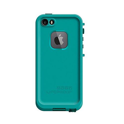 NEW LifeProof FRĒ SERIES Waterproof Case for iPhone 5/5s/SE - Retail Packaging - TEAL (DARK TEAL/TEAL)