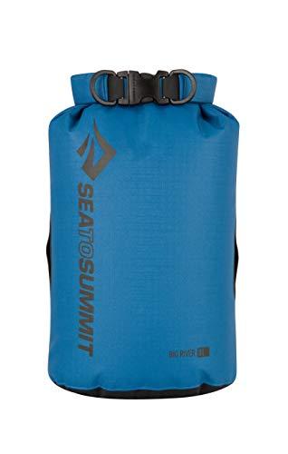 Sea to Summit Big River Dry Bag,Blue,8-Liter