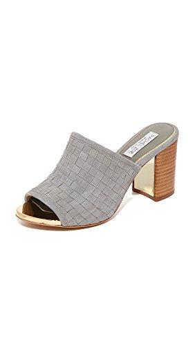 31EYB9q3r4L Innovation meets classic design in the Rachel Zoe™ Giordana mule. Woven leather upper. Slip-on design.