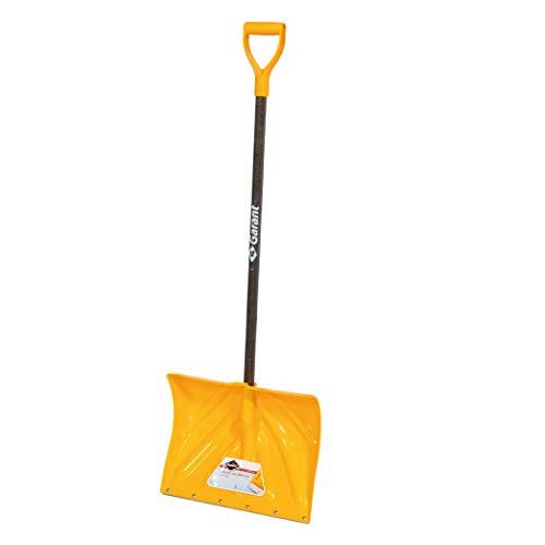 Garant APM18KDRU Alpine 18-Inch Poly Blade Snow Shovel