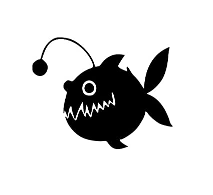 Image result for anglerfish