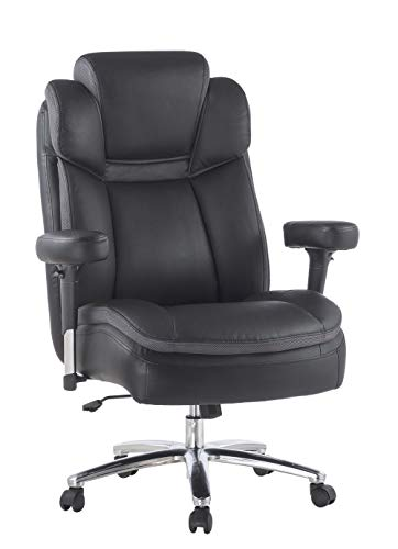 TOPSKY High Back Big & Tall Leather Office Chair