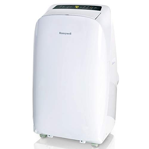 Honeywell Portable Air Conditioner with Heat 4 in 1 Multi-Functional, Dehumidifier & Fan for Rooms up to 550-700 Sq.Ft with Remote Control