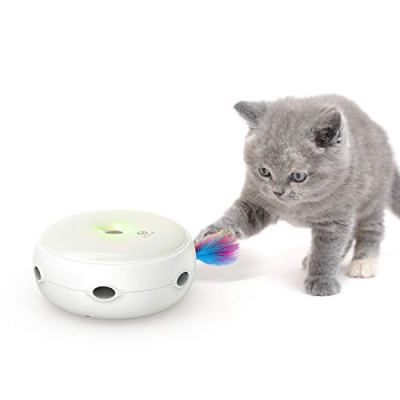 Interactive Cat Toys, VAVA Pet Cat Toys Three Modes Day&Night...