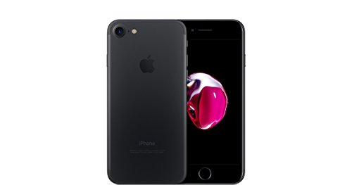 Apple iPhone 7 Unlocked Phone 32 GB - International Version (Black)
