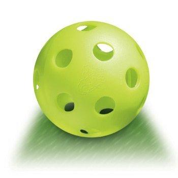 JUGS SPORTS Pickleballs - 1 Dozen Jugs Lime Green Pickleballs