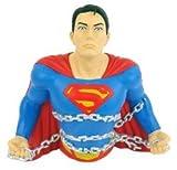 Superman Returns Poly Resin Bust Bank