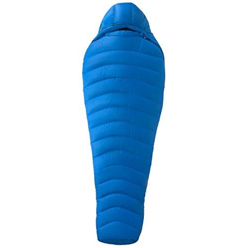 Marmot Helium 15 Degree Sleeping Bag - Cobalt Blue/Blue Night Long Left-Zip