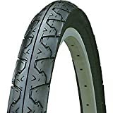 Kenda 163026 Big City Slick Wire Bead Bicycle Tire, Blackwall, 26 x 1.95' (PAIR)