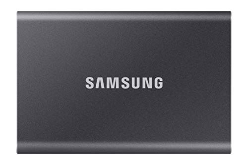 SAMSUNG-T7-Portable-SSD-500GB-Up-to-1050MBs-USB-32-External-Solid-State-Drive-Gray-MU-PC500TAM
