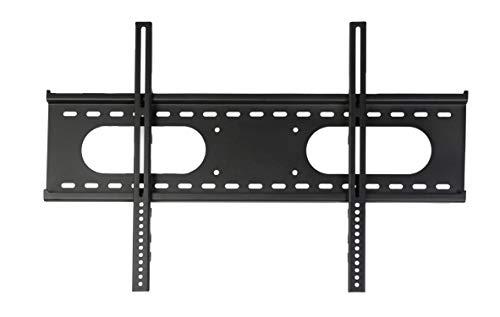 THE MOUNT STORE Low Profile Flat TV Wall Mount for Sharp 65' Class 4K HDR Smart TV LC-65P620U VESA 400x400mm