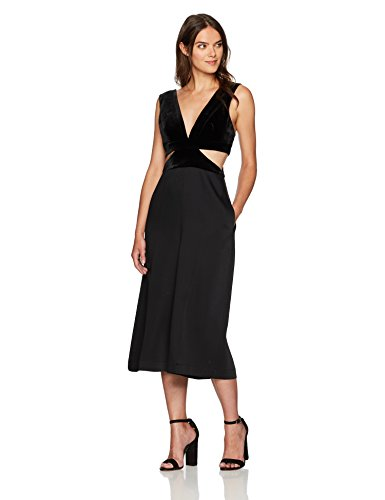 31GgBp2rJrL V-neckline Sleeveless Seamed
