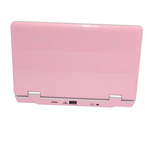 31Gthrz9mCL - NEW 4Gb 7 inch Pink Mini Laptop Netbook. Android 2.2. Latest Software. Latest build.