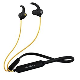 Tarbull MusicMate 550, World's 1st Bluetooth Neckband with 1001 Preloaded Songs-Powered by Sony Music, Upto 35H Playtime…