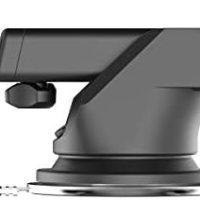 Baseus SULX-0S Solid Teleskopik Vantuzlu Mıknatıslı Torpido Versiyon Araç İçi Telefon Tutucu, Gümüş 15