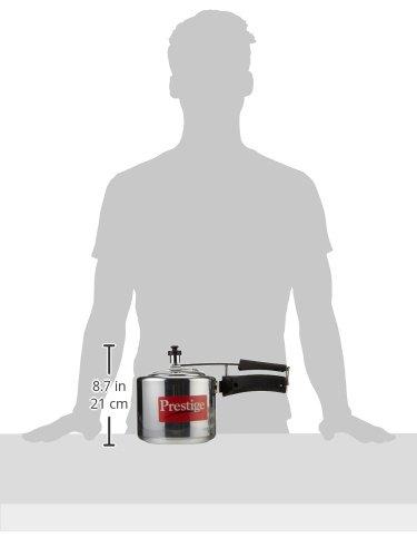 Prestige-PRNPC3-Nakshatra-Plus-3-Liter-Flat-Base-Aluminum-Pressure-Cooker-for-Gas-and-Induction-Stove-Small-Silver