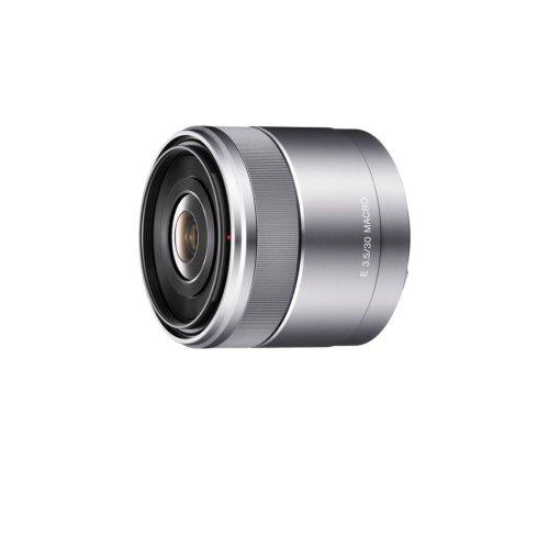 Sony E-mount 30mm F3.5 Macro Lens   SEL30M35 - International Version (No Warranty)