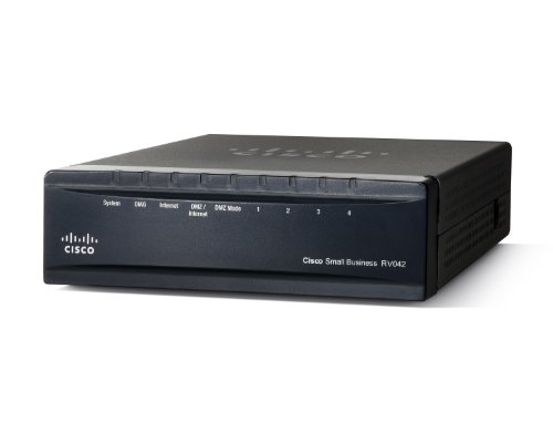 Cisco RV042 VPN Router 4