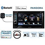 """Kenwood DDX372BT 6.2"""" DVD Receiver with Built in Bluetooth and a SiriusXM Satellite Radio Tuner, antenna and a FREE SOTS Air Freshener"""