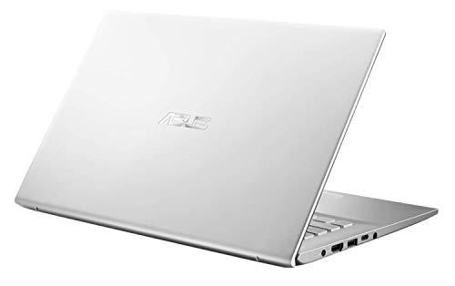 ASUS VivoBook 14 X412DA-EK140T AMD Quad Core Ryzen 5-3500U 14-inch FHD Thin and Light Laptop (8GB RAM/1TB HDD/Windows 10/Integrated Graphics/Backlit KB/FP Reader/1.50 Kg), Transparent Silver 7