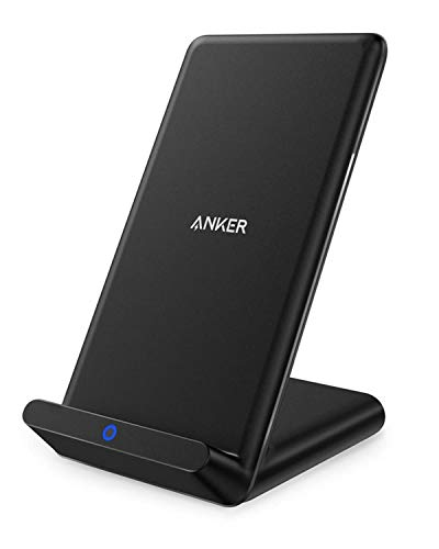 Anker Wireless Charger, PowerPort Wireless 5 Stand, Qi-Certified, Compatible iPhone 11, 11 Pro, 11 Pro Max, XR, XS Max… 1