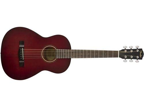 Fender FSR MA-1 3/4 Size Steel String Acoustic Guitar (Red Burst)