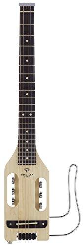 Traveler Guitar Ultra-Light  Acoustic-Electric Travel Guitar with Gig Bag