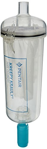 Pentair R211084K Clear Leaf Trap with Handle Replacement Pool and Spa Automatic Pool Cleaner