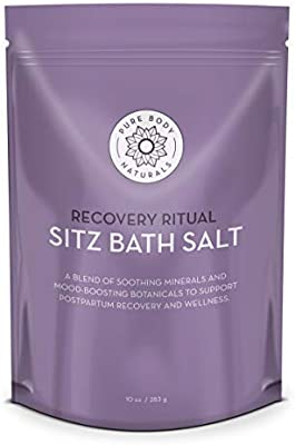 Amazon.com : Sitz Bath Salt – Postpartum Care and Hemorrhoid ...