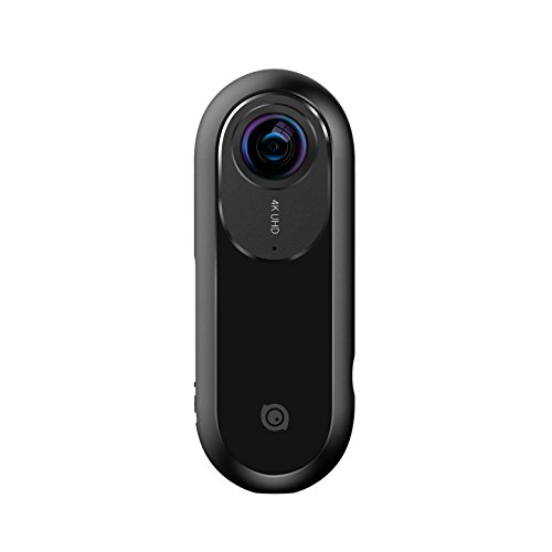 Insta360 ONE 360 Camera, Sports and Action Video Camera, VR Camera, 24MP (7K) Photos, 4K Videos for iPhone All Series