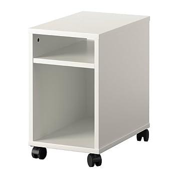 Ikea Oltedal Table De Chevet Blanc 32 X 50 Cm Amazon