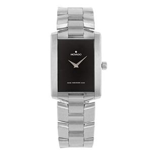 Movado Eliro Quartz Female Watch 0604133 (Certified Pre-Owned)
