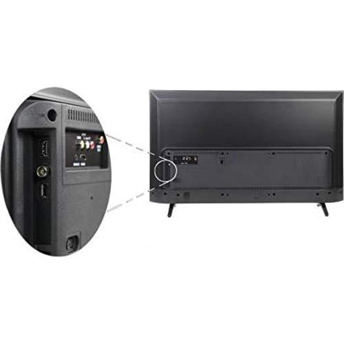 Panasonic 108 cm (43 Inches) Full HD LED TV TH-43F250DX (Black) (2018 model) 6