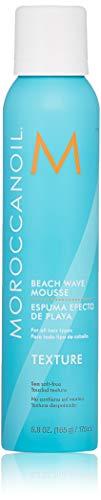 Moroccanoil Beach Wave Mousse, 5.8 Fl. Oz.