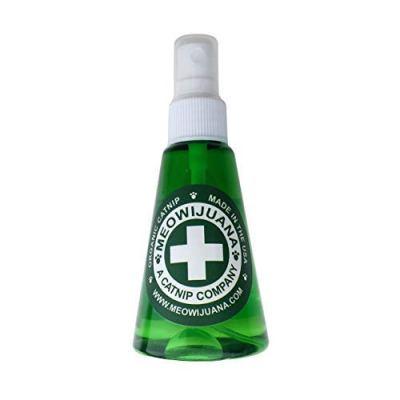Meowijuana | Premium Catnip Spray Bundles | Organic | High Potency...