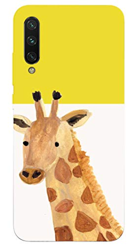 V3 Creation Wild Animal Theme Mobile Case for XIAOMI A3 63
