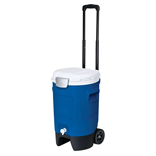Igloo Sport Roller Beverage Cooler (Majestic Blue, 5-Gallon)