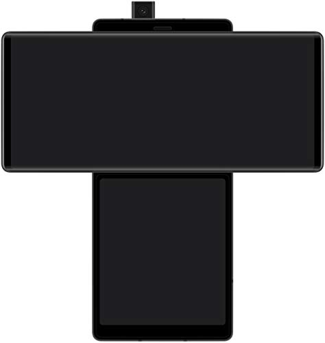 31JWSYcve8L - LG Wing with Swivel Mode (Aurora Gray, 8GB RAM, 128GB Storage)