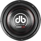 DB Drive WDX12 2K Wdx Series Competition Subwoofer (12')