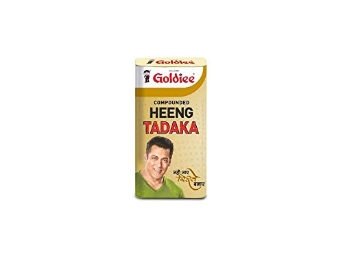 31JWr2glkyL - Goldiee Heeng Tadaka, 15 Grams (Pack of 2 )