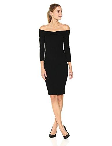 Long sleeve Great little black dress