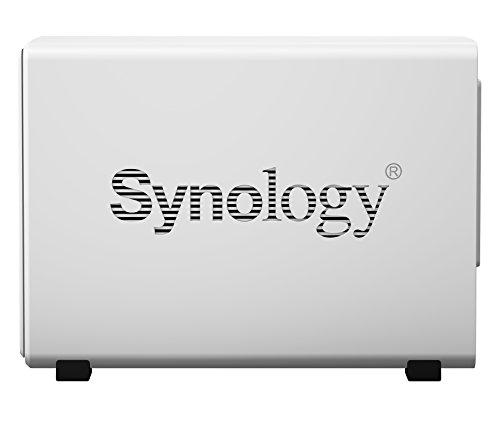31JplrwGNNL - Synology DS218j 2 Bay Desktop NAS Enclosure