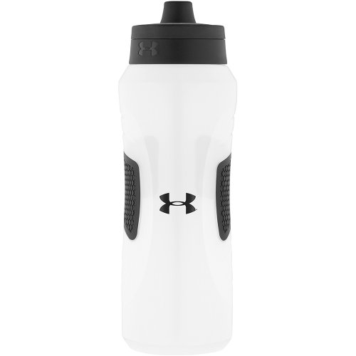 Under Armour Undeniable Squeeze Bottle with Quick Shot Lid, Royal, 32 Ounce