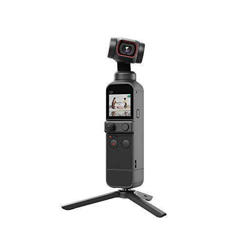 DJI-Pocket-2-Creator-Combo-3-Axis-Gimbal-Stabilizer-with-4K-Camera-117-CMOS-64MP-Photo-Pocket-Sized-ActiveTrack-30-Glamour-Effects-YouTube-Video-Vlog-for-Android-and-iPhone-Black