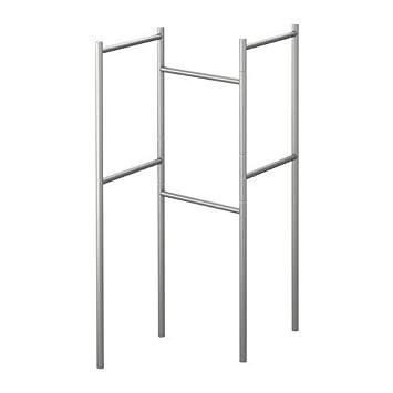 Ikea Grundtal Porta Asciugamani In Acciaio Inox