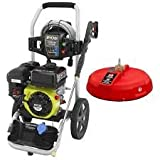 Ryobi 3,100-PSI 2.5-GPM 212cc Gas Pressure Washer with 15 inch  Surface Cleaner